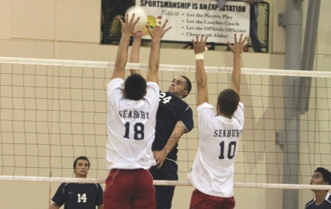 Seabury tops Warrior Boys Volleyball 3-0