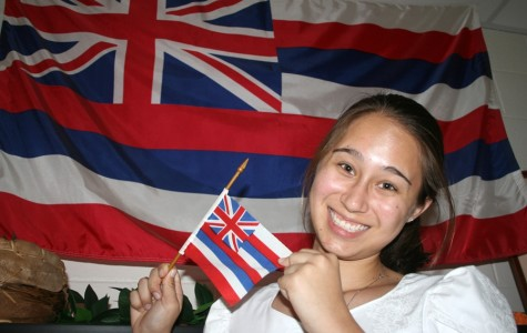 I'm working on it: Hawaiian pride