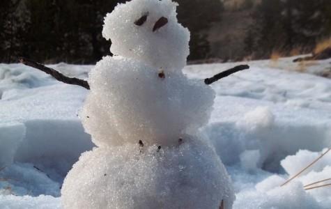 I'm working on it: Snow traveler