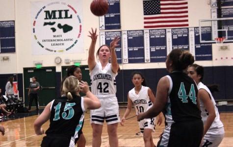 Nā Ali'i outplay jv girls basketball as season nears end
