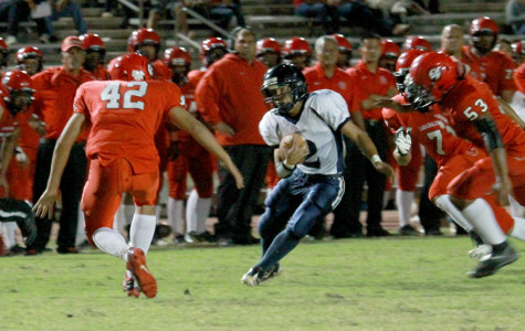 Football: Lunas victorious over KS Warriors