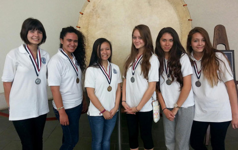 Seven place at Hawaiʻi state HOSA events