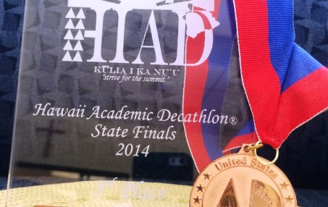Academic Decathlon wins bronze, more
