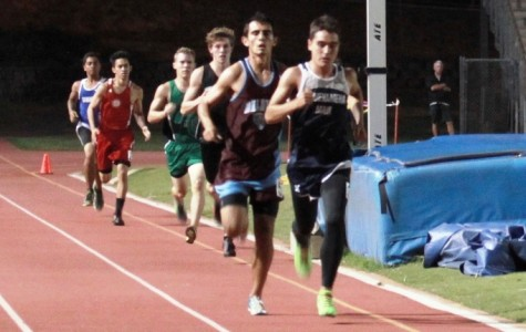 Varsity track and field qualifies for MIL finals