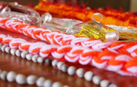 Class of 2015 calls social to make lei