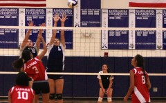 JV girls volleyball: Lunas squeeze by, win first MIL season game