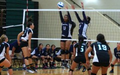 Nā Ali'i win in girls volleyball, 3-0