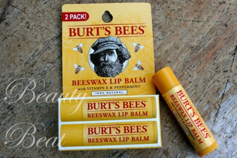 Beauty Beat: Burt's Bees is best balm