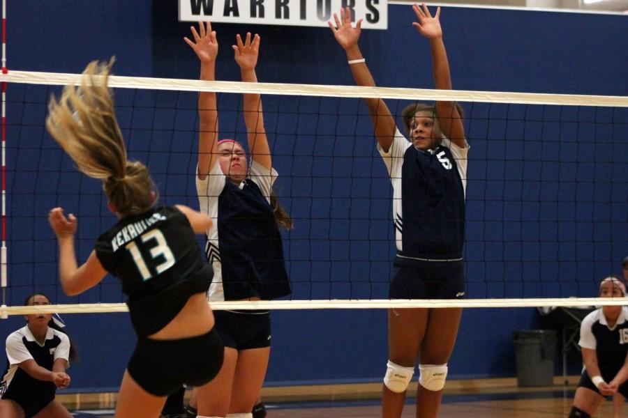 JV Warriors brush off tough game, look forward
