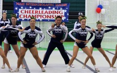Cheerleaders do it again: 4-time MIL champs