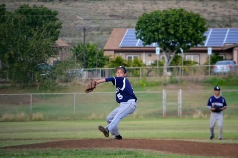 JV baseball takes Lunas 14-4