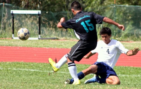 JV soccer ends season with 6-2 win