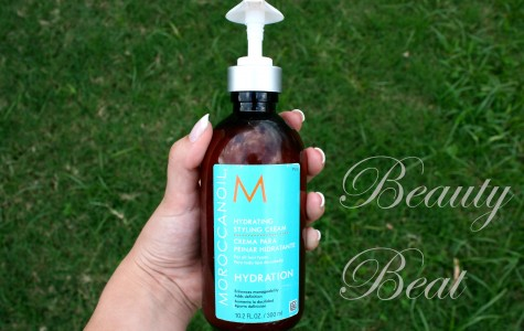 Beauty Beat: Moroccanoil Hydrating Styling Cream