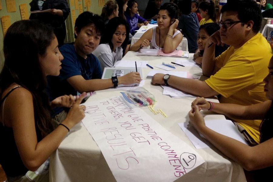 Camp RYLA transforms student leaders