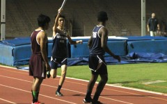 Track and field starting strong