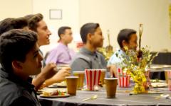 Freshmen celebrate 'Hollywood Style'