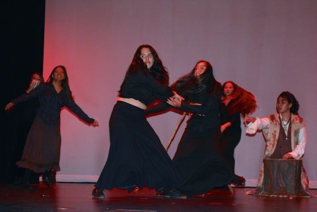'The Crucible' to deliver dramatic opening Friday