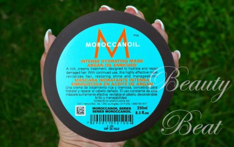 Beauty Beat: Moroccanoil Intense Hydrating Mask