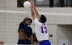 Boys volleyball Warriors fall to Seabury