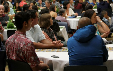 Seniors enjoy successful lūʻau