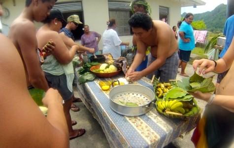 Hawaiian Ensemble visits Tahiti over Spring Break
