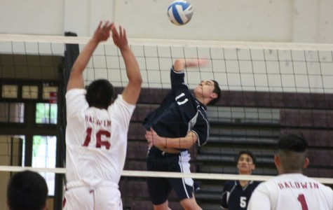 JV boys volleyball season cut short