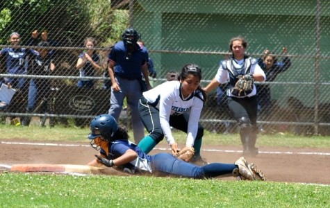 Warriors top Nā Aliʻi in girls softball