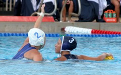 Sabers take water polo game at last second