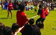Visitors enjoy culture at Ho'olaulea