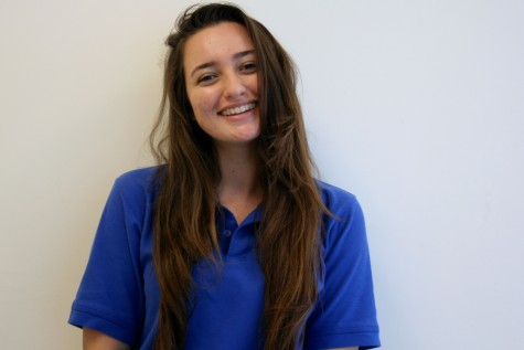 Thompson selected for INSPIRE Pre-College Program