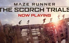 Reel Simple: Maze Runner–Scorch Trials