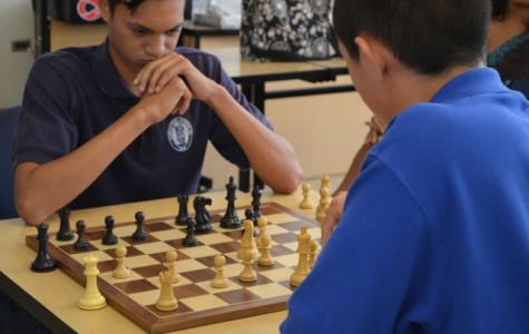 Chess tournament brings out best in freshmen