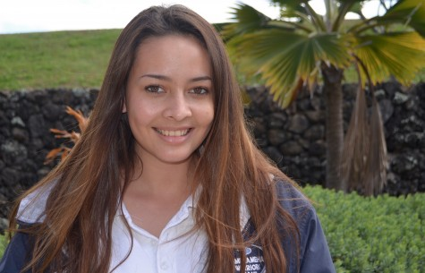 Kanoa wins school level Poetry Out Loud contest