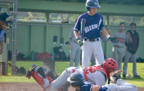 JV Baseball: Lunas defeat Warriors in last game