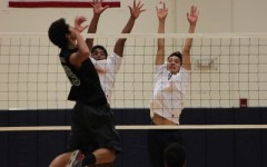 Nā Aliʻi put away boys volleyball in three sets