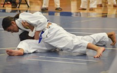 Girls judo shows potential in opening tournament