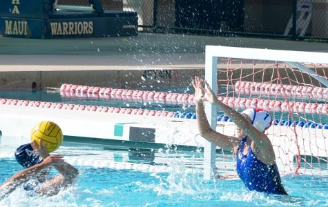 Water Polo has senior night victory over Maui High