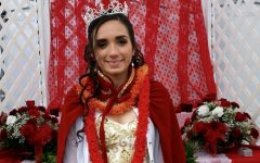 Cardoza crowned Holy Ghost Feast Queen