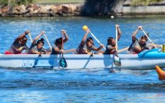 Paddlers compete at World Sprints in Australia