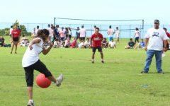 Recap: Kickball tournament brings spirit