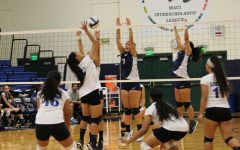 JV girls volleyball: Sabers defeat Warriors
