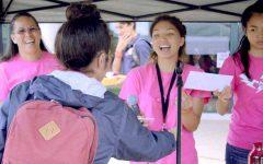 Medeiros hosts cancer walk for senior project
