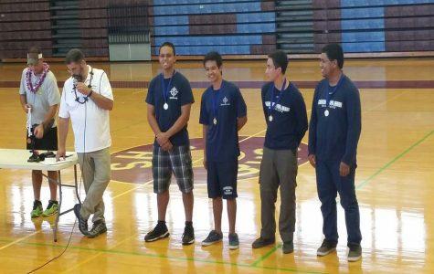 Boys riflery Warriors claim MIL team title, Cambra is champ