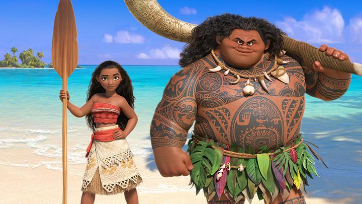 Walt+Disney+Animation+Studios%27+newest+film+is+%27Moana%2C%27+a+tale+of+a+Polynesian+teenager+on+a+voyage+of+self-discovery.++
