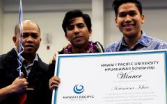 Idica wins HPU4Hawaiʻi Scholarship