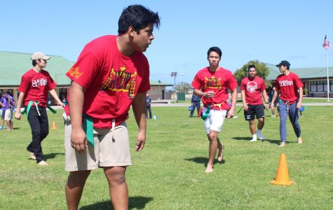 Game One: Seniors' luck pans out