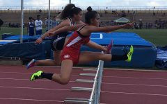 Track & field jump starts season