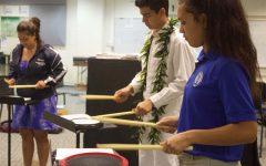 Drumline recruitment: no experience, no problem