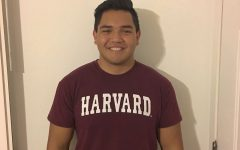 Raboy-McGowan accepted to three Ivy League universities