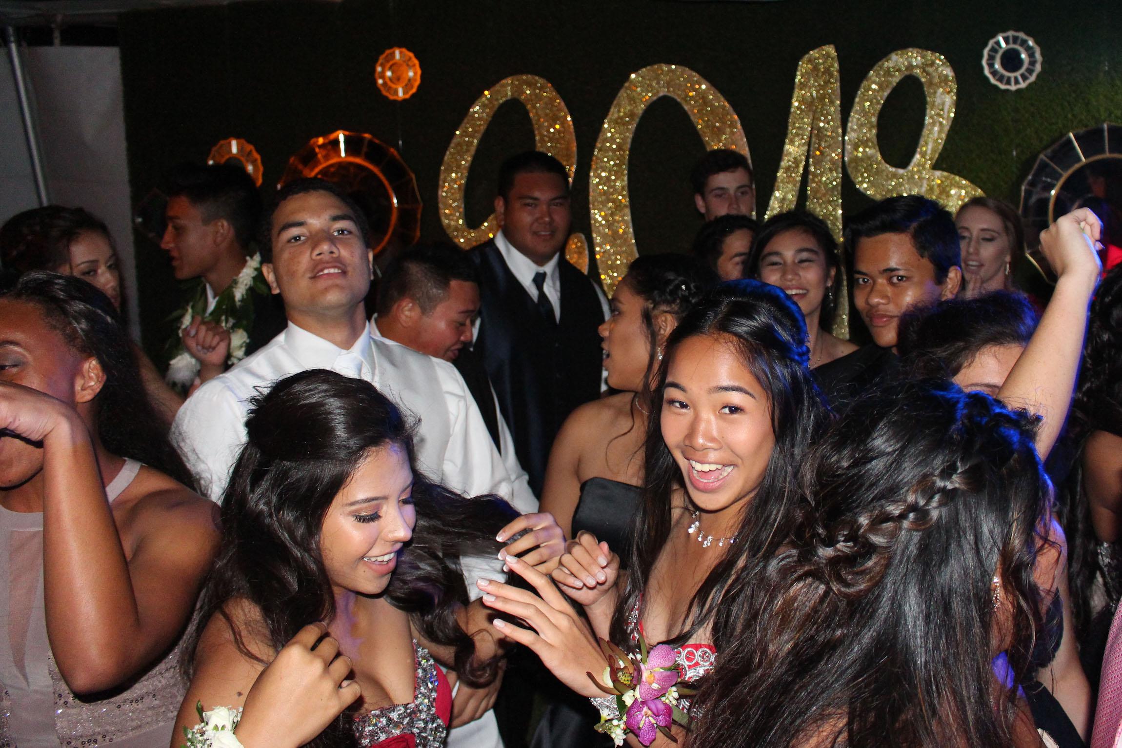 Ka Papa Lama dances the night away cherishing it as